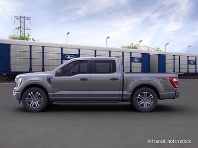2021 Ford F-150 SuperCrew Cab 4x4, Pickup #F10076 - photo 5