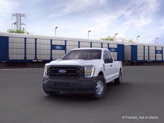 2021 Ford F-150 Super Cab 4x4, Pickup #F10103 - photo 4