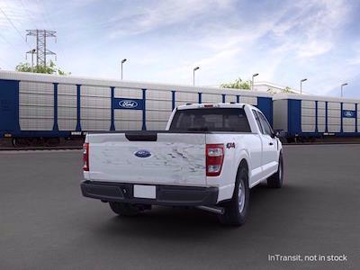 2021 Ford F-150 Super Cab 4x4, Pickup #F10103 - photo 2