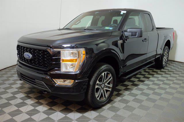2021 Ford F-150 Super Cab 4x4, Pickup #F10108 - photo 7
