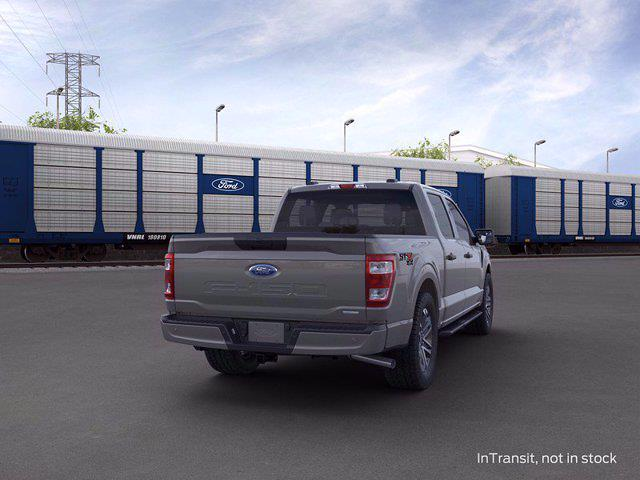 2021 Ford F-150 SuperCrew Cab 4x4, Pickup #F10118 - photo 2