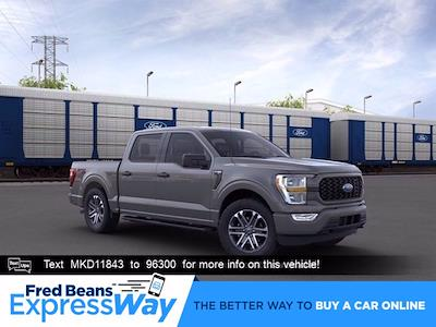 2021 Ford F-150 SuperCrew Cab 4x4, Pickup #F10118 - photo 1