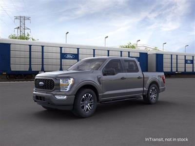 2021 Ford F-150 SuperCrew Cab 4x4, Pickup #F10118 - photo 3
