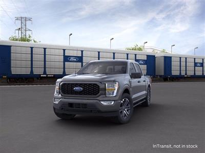2021 Ford F-150 SuperCrew Cab 4x4, Pickup #F10118 - photo 4