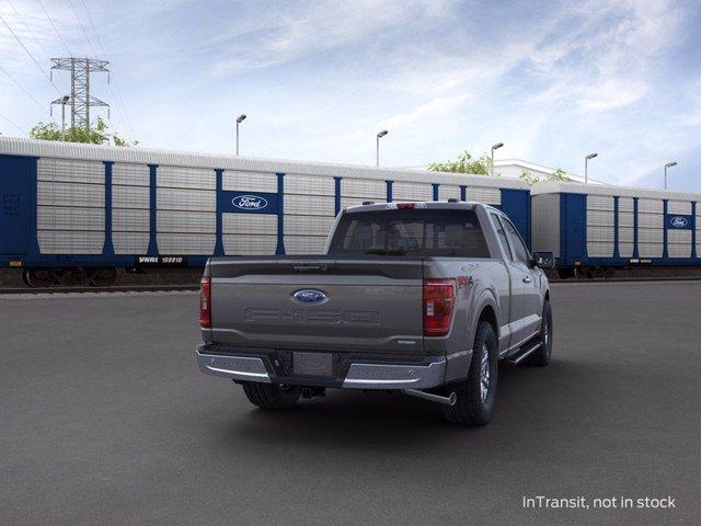 2021 Ford F-150 Super Cab 4x4, Pickup #F10121 - photo 2