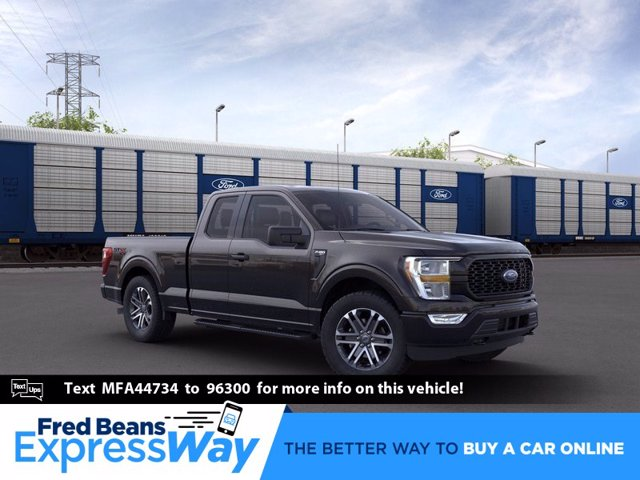 2021 Ford F-150 Super Cab 4x4, Pickup #F10127 - photo 1