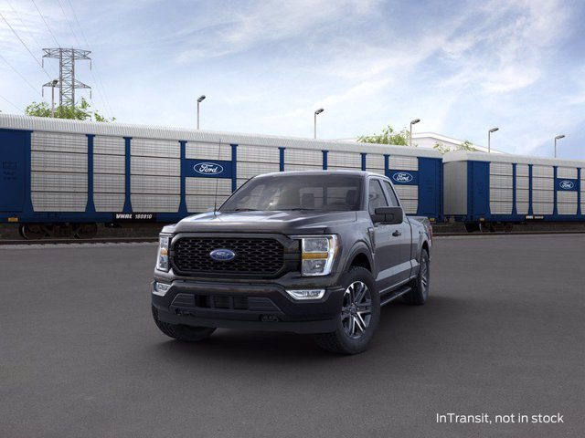 2021 Ford F-150 Super Cab 4x4, Pickup #F10127 - photo 4