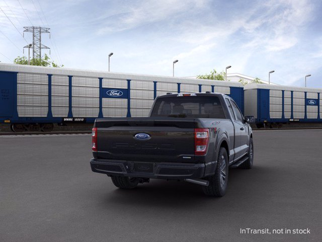 2021 Ford F-150 Super Cab 4x4, Pickup #F10127 - photo 2