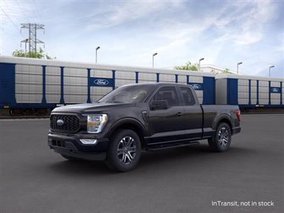 2021 Ford F-150 Super Cab 4x4, Pickup #F10127 - photo 3