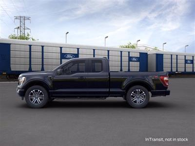 2021 Ford F-150 Super Cab 4x4, Pickup #F10127 - photo 5