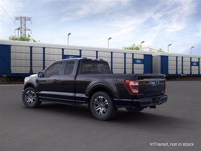 2021 Ford F-150 Super Cab 4x4, Pickup #F10127 - photo 6