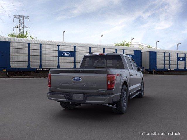 2021 Ford F-150 SuperCrew Cab 4x4, Pickup #F10143 - photo 2