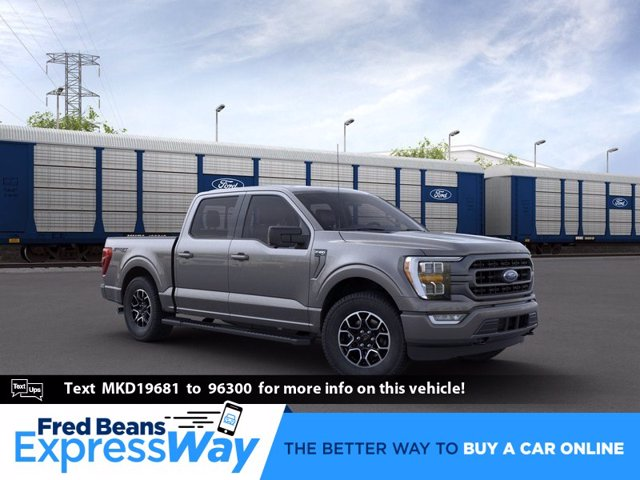 2021 Ford F-150 SuperCrew Cab 4x4, Pickup #F10151 - photo 1