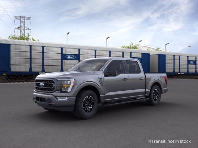 2021 Ford F-150 SuperCrew Cab 4x4, Pickup #F10151 - photo 3