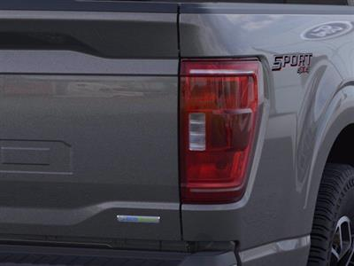 2021 Ford F-150 SuperCrew Cab 4x4, Pickup #F10151 - photo 21