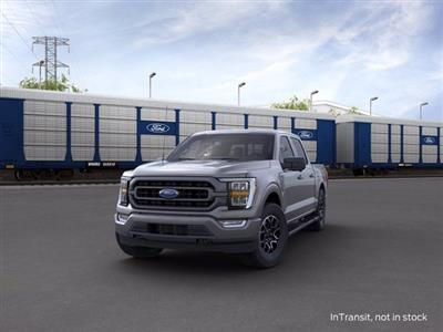 2021 Ford F-150 SuperCrew Cab 4x4, Pickup #F10151 - photo 4