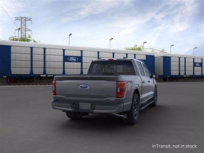 2021 Ford F-150 SuperCrew Cab 4x4, Pickup #F10151 - photo 2