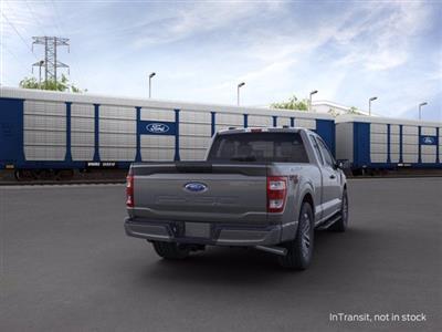 2021 Ford F-150 Super Cab 4x4, Pickup #F10153 - photo 2