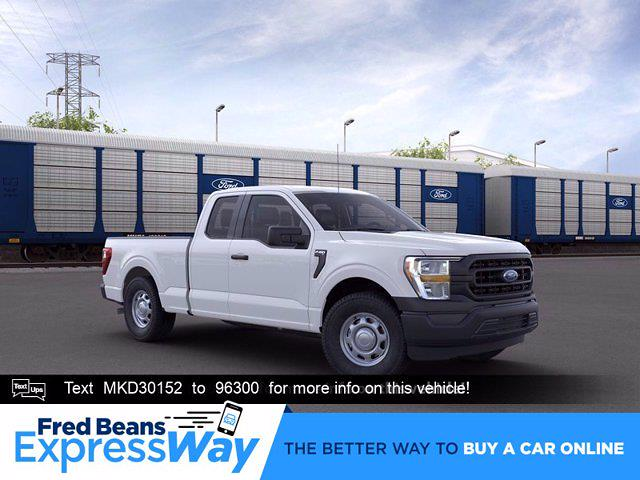 2021 Ford F-150 Super Cab 4x2, Pickup #F10158 - photo 1