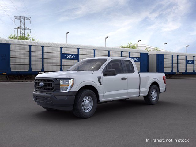 2021 Ford F-150 Super Cab 4x2, Pickup #F10158 - photo 3