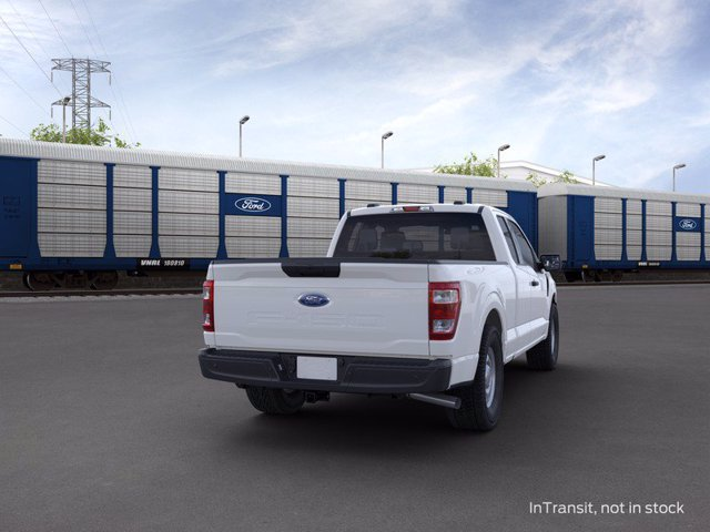 2021 Ford F-150 Super Cab 4x2, Pickup #F10158 - photo 2