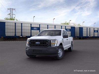 2021 Ford F-150 Super Cab 4x2, Pickup #F10158 - photo 4