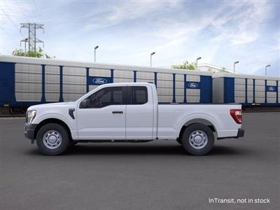 2021 Ford F-150 Super Cab 4x2, Pickup #F10158 - photo 5