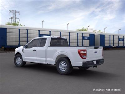 2021 Ford F-150 Super Cab 4x2, Pickup #F10158 - photo 6