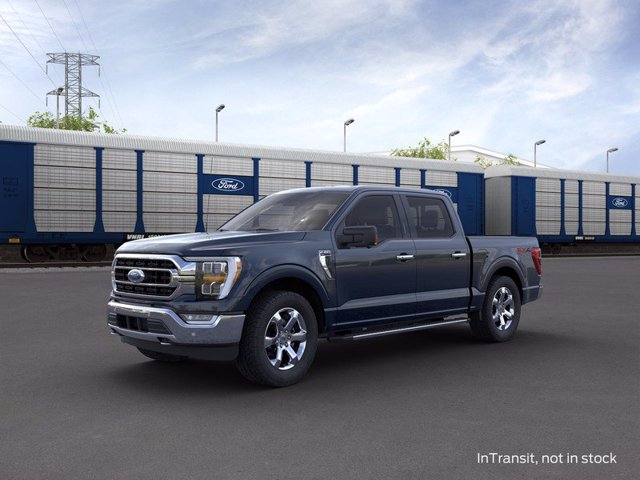 2021 Ford F-150 SuperCrew Cab 4x4, Pickup #F10170 - photo 3