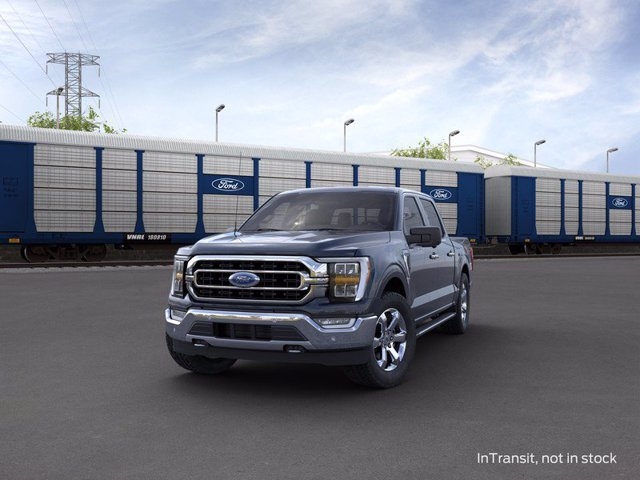 2021 Ford F-150 SuperCrew Cab 4x4, Pickup #F10170 - photo 4