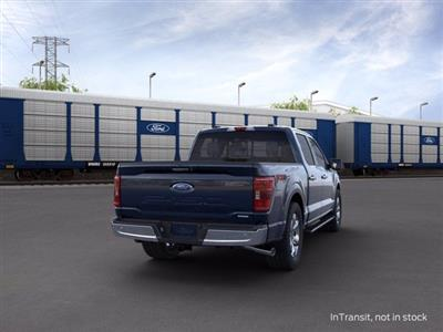 2021 Ford F-150 SuperCrew Cab 4x4, Pickup #F10170 - photo 2