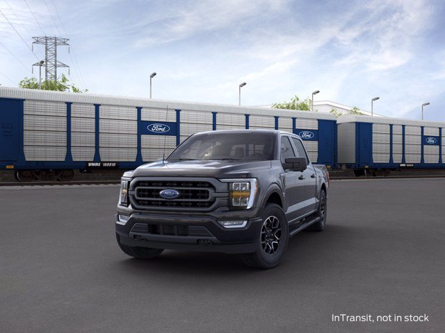 2021 Ford F-150 SuperCrew Cab 4x4, Pickup #F10171 - photo 4