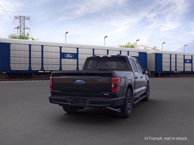 2021 Ford F-150 SuperCrew Cab 4x4, Pickup #F10171 - photo 2