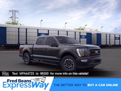 2021 Ford F-150 SuperCrew Cab 4x4, Pickup #F10171 - photo 1