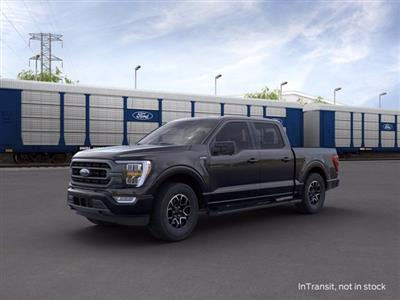 2021 Ford F-150 SuperCrew Cab 4x4, Pickup #F10171 - photo 3