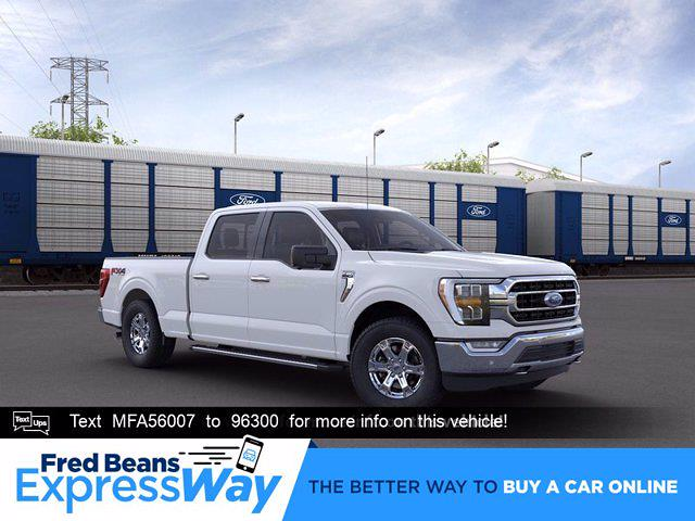 2021 Ford F-150 SuperCrew Cab 4x4, Pickup #F10177 - photo 1