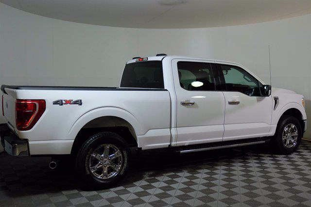 2021 Ford F-150 SuperCrew Cab 4x4, Pickup #F10178 - photo 4