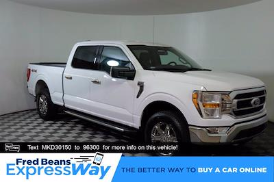 2021 Ford F-150 SuperCrew Cab 4x4, Pickup #F10178 - photo 1