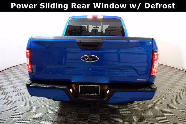 2019 Ford F-150 SuperCrew Cab 4x4, Pickup #F101831 - photo 12