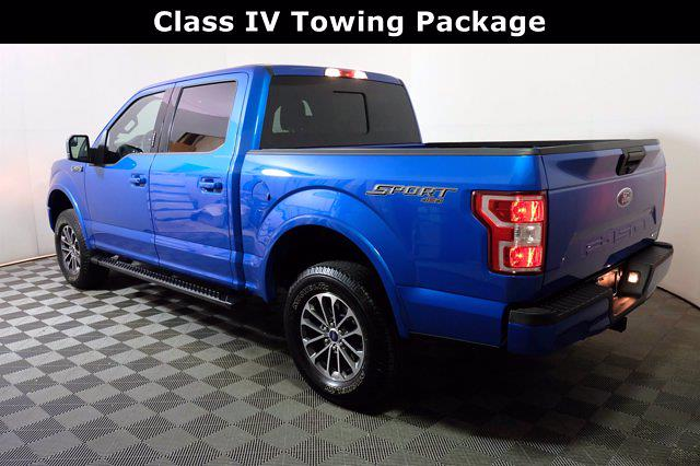 2019 Ford F-150 SuperCrew Cab 4x4, Pickup #F101831 - photo 16