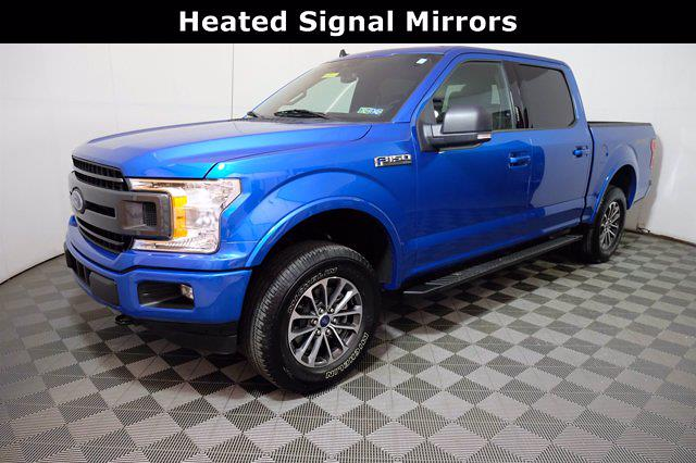 2019 Ford F-150 SuperCrew Cab 4x4, Pickup #F101831 - photo 18