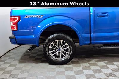 2019 Ford F-150 SuperCrew Cab 4x4, Pickup #F101831 - photo 8