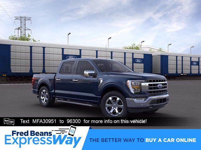 2021 Ford F-150 SuperCrew Cab 4x4, Pickup #F10209 - photo 1