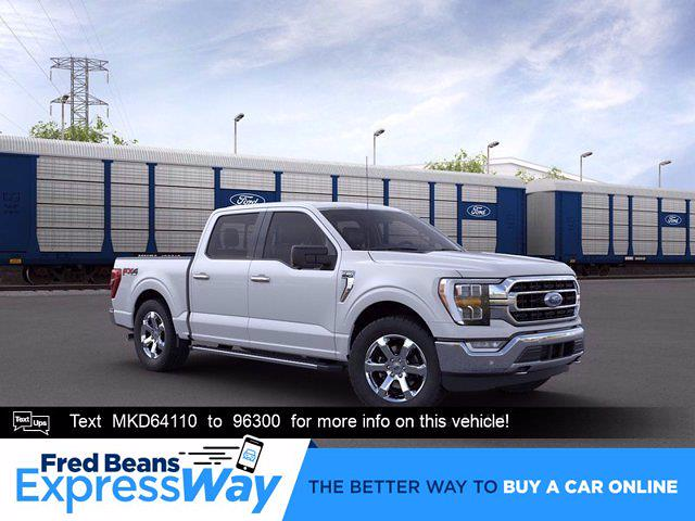 2021 Ford F-150 SuperCrew Cab 4x4, Pickup #F10212 - photo 1
