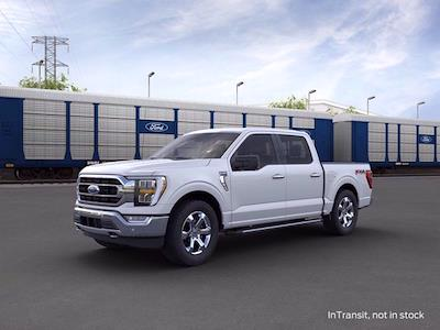 2021 Ford F-150 SuperCrew Cab 4x4, Pickup #F10212 - photo 3