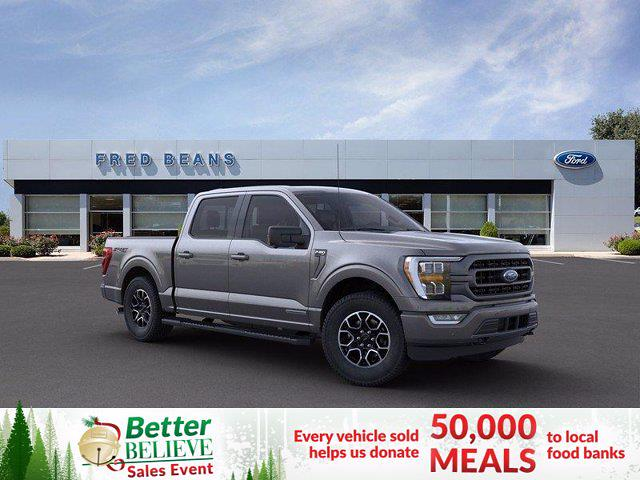 2021 Ford F-150 SuperCrew Cab 4x4, Pickup #F10246 - photo 1