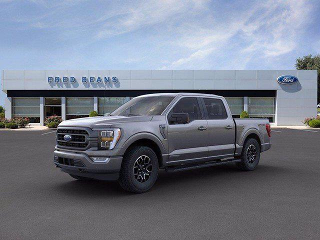 2021 Ford F-150 SuperCrew Cab 4x4, Pickup #F10246 - photo 3