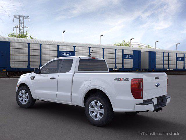 2021 Ford Ranger Super Cab 4x4, Pickup #F10325 - photo 6