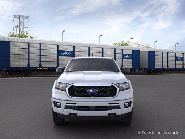 2021 Ford Ranger Super Cab 4x4, Pickup #F10325 - photo 8