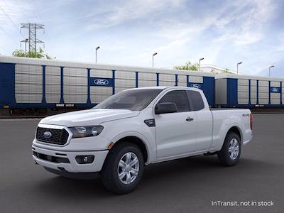 2021 Ford Ranger Super Cab 4x4, Pickup #F10325 - photo 4